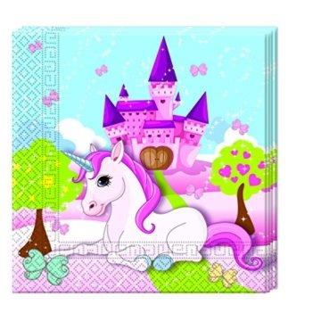 37 teiliges set unicorn mit pappteller servietten. Black Bedroom Furniture Sets. Home Design Ideas