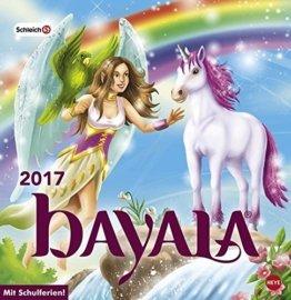 Bayala Posterkalender - Kalender 2017 -