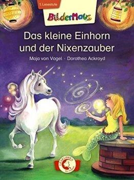 Bildermaus - Das kleine Einhorn und der Nixenzauber -