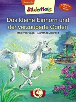 Bildermaus - Das kleine Einhorn und der verzauberte Garten -