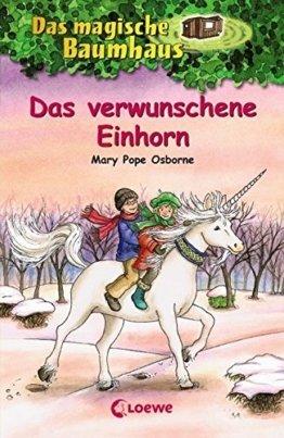 Das magische Baumhaus - Das verwunschene Einhorn: Band 34 -