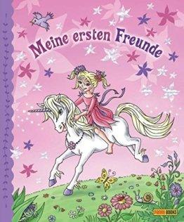 Die Elfenprinzessin und das Einhorn Freundebuch: Meine ersten Freunde -