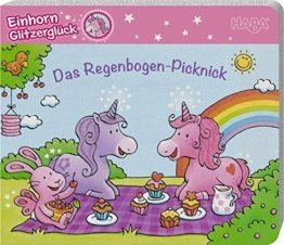 Einhorn Glitzerglück Das Regenbogen-Picknick -