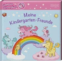 Einhorn Glitzerglück Meine Kindergarten-Freunde -