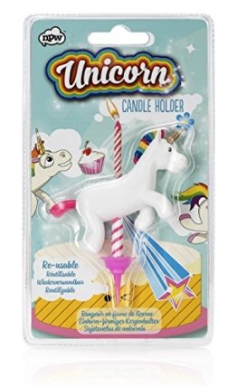 Einhorn Kerzenhalter - Unicorn Candle Holder -