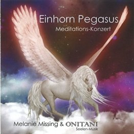 Einhorn Pegasus Meditations Konzert -