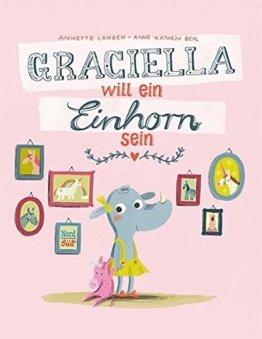 Graciella will ein Einhorn sein -