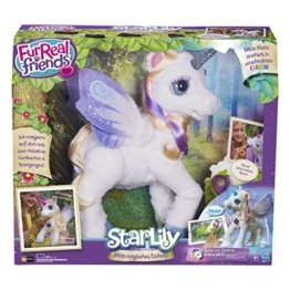 Hasbro FurReal Friends B0450100 - StarLily, elektronisches Einhorn -