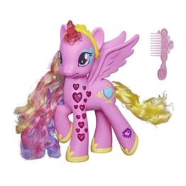 Hasbro My Little Pony B1370100 - Prinzessin Cadance, Puppe -