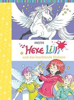Hexe Lilli und das leuchtende Einhorn -