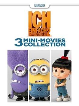 Ich Einfach unverbesserlich 2:  3 Mini-Movies Collection [dt./OV] -