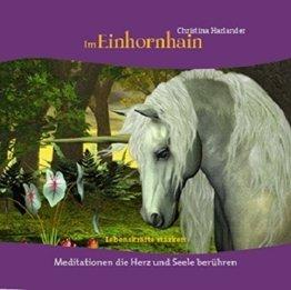 Im Einhornhain: Lebenskräfte stärken - Meditationen die Herz und Seele berühren -