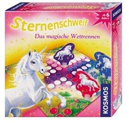Kosmos 697433 - Sternenschweif - Das magische Wettrennen, Brettspiele -