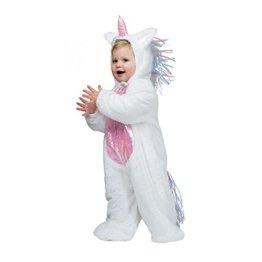 Kostümplanet® Einhorn-Kostüm Baby Kinder-Kostüm Einhornkostüm Faschings-Kostüm Größe 104 -