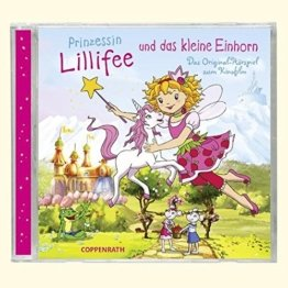 Lillifee und das Kleine Einhorn,  Das Hörspiel zum Kinofilm -