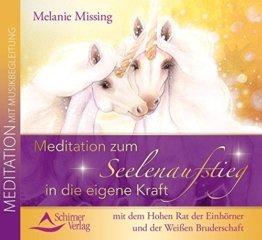 Meditation zum Seelenaufstieg in die eigene Kraft: mit dem Hohen Rat der Einhörner und der Weißen Bruderschaft -