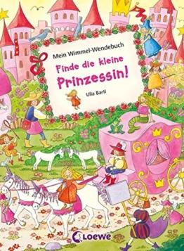 Mein Wimmel-Wendebuch - Finde die kleine Prinzessin! / Finde das kleine Einhorn! -