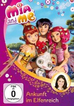 Mia and Me: Ankunft im Elfenreich - Staffel 1, Folge 1 & 2 -