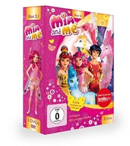 Mia and Me - Box 2.1 [3 DVDs] -
