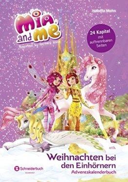 Mia and me - Weihnachten bei den Einhörnern: Adventskalender -
