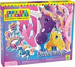 Orb Factory 620870 - Sticky Mosaics Unicorns -