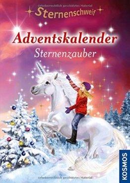 Sternenschweif Adventskalender: Sternenzauber. Mit Extra: Geschenkpapier -