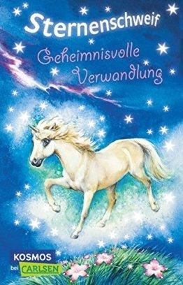 Sternenschweif, Band 1: Geheimnisvolle Verwandlung -