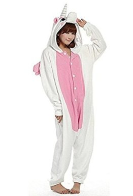 Tier Pyjamas Cosplay Kostüm -Karneval Schlafanzug Onesies Jumpsuit Erwachsene Unisex Kigurumi -