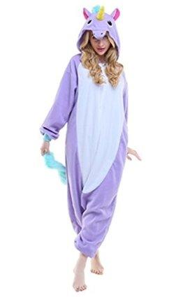 Tier Pyjamas Schlafanzug Cosplay Kostüm - Fasching Onesies Jumpsuit Tierkostüme (Size XL: For Height: 180CM-188CM) -