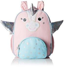Zoocchini Kinder-Rucksack, Motiv: Allie das Einhorn, pink -