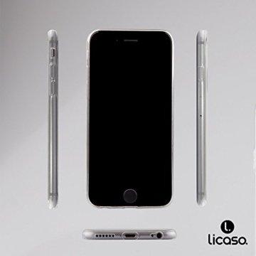 licaso® Hülle für iPhone 6 6S 4,7