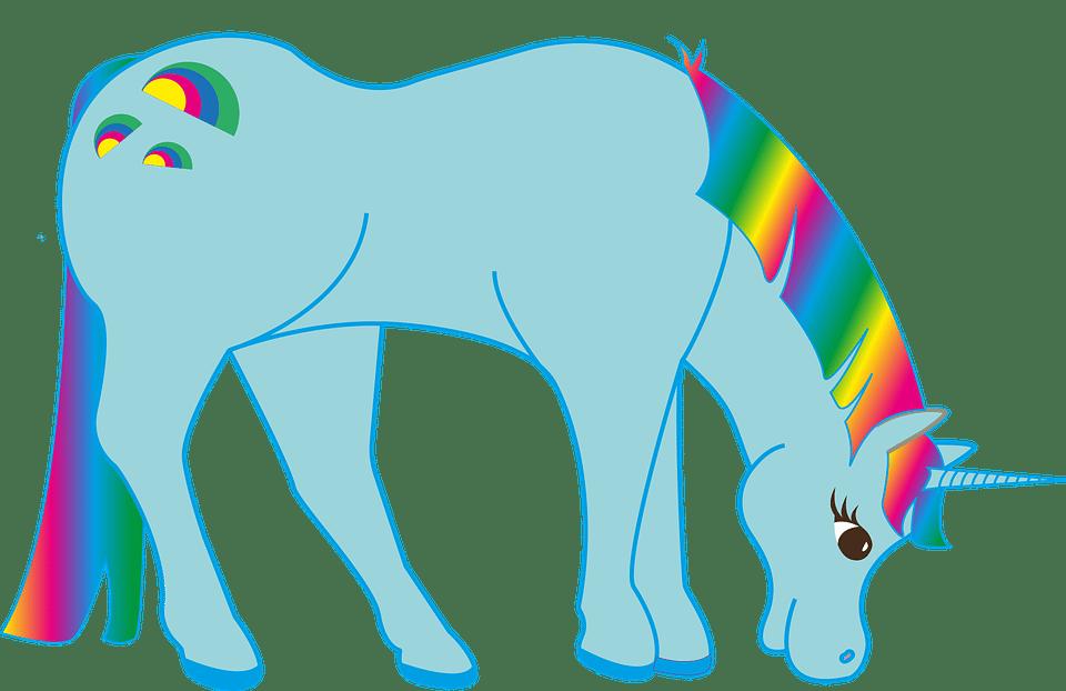 ᐅ Regenbogen Einhorn Welt Magische Fabelwesen Zum Lieben