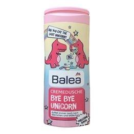 Balea Cremedusche Bye Bye Unicorn Einhorn (300ml Flasche) -