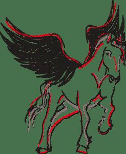 Wie Heißt Ein Einhorn Mit Flügeln