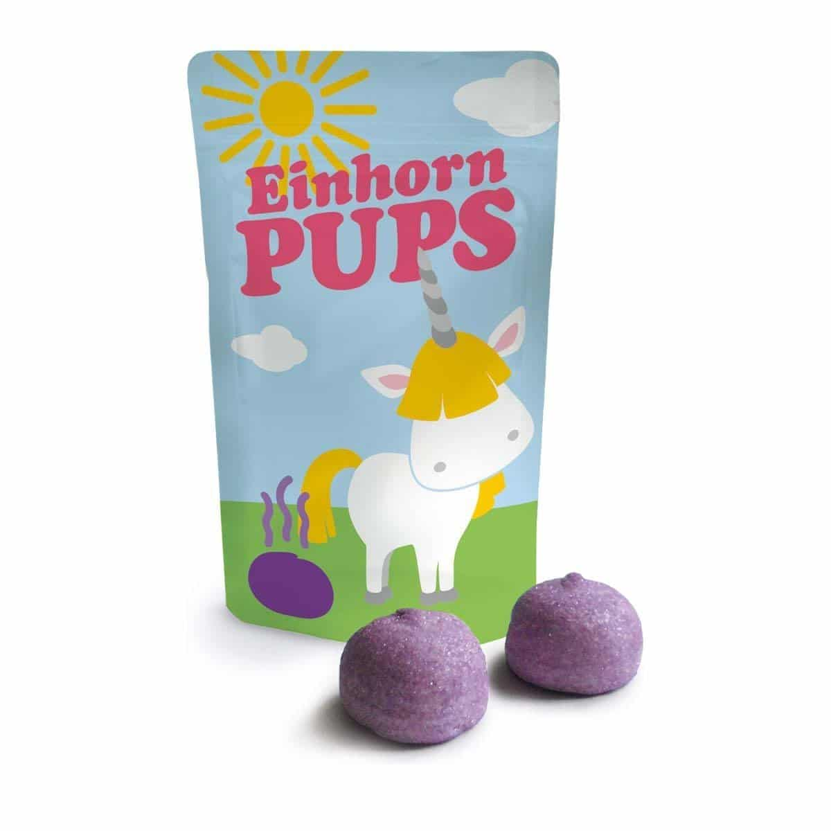 Einhorn Pups Marshmellows