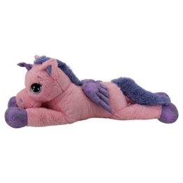 Sweety Toys 8049 XXL Einhorn Pegasus Plüschtier Kuscheltier 130 cm rosa -
