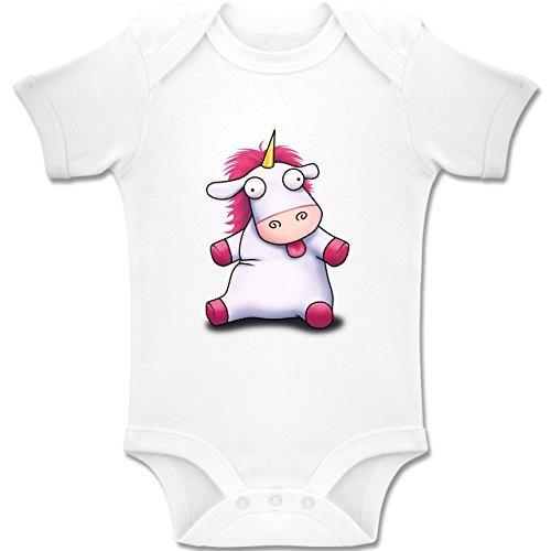 Einhorn Baby Strampler