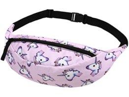 Einhorn Unicorn Gürteltasche Bauchtasche Tasche -
