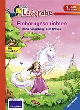 Einhorngeschichten (Leserabe - 1. Lesestufe) -