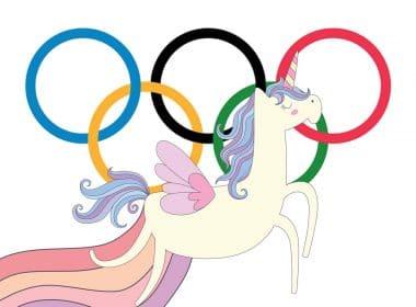Olympia im Einhornfieber